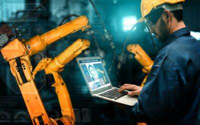 Robótica industrial: ¿para qué sirve y cómo funciona?